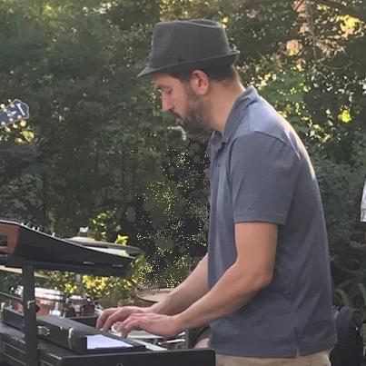 Nick Monks - Keys